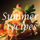 Summer Recipes icon