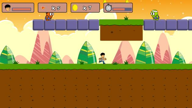 angry man in mission free apk screenshot