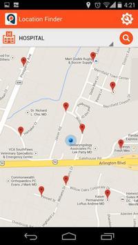 Location Finder screenshot 3