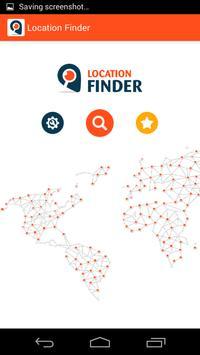 Location Finder screenshot 1