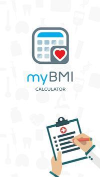 Body Mass Index Calculator poster