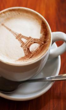 Morning in Paris wallpaper apk screenshot