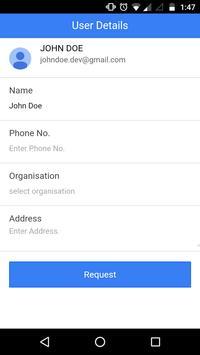 Smart Register Corporate apk screenshot