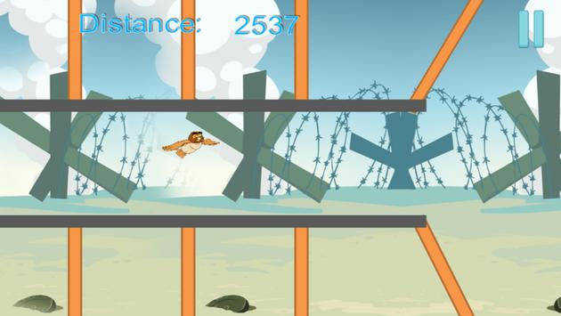 Don't touch the Barrier apk screenshot