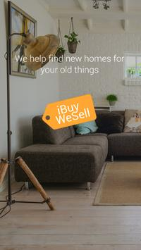 iBuyWeSell Social Classifieds poster