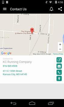 KC Running Co apk screenshot