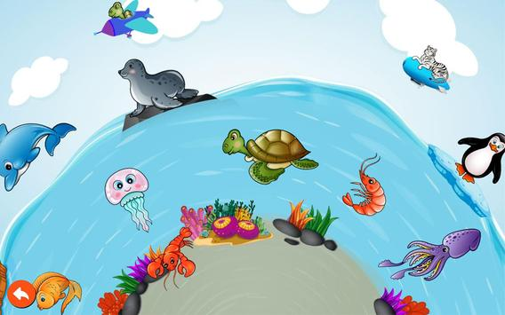 Toddler Kids puzzle - Animals screenshot 11