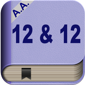 AA 12 Steps & 12 Traditions icon