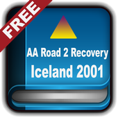 AA Road 2 Recovery Iceland 01 icon