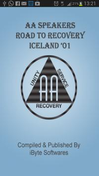 AA Road 2 Recovery Iceland 01 poster