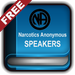 Narcotics Anonymous - Speakers