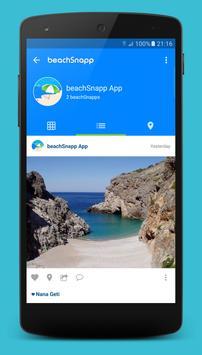 beachSnapp - beaches around the world apk screenshot
