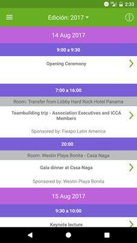 ICCA LA Meetings screenshot 1