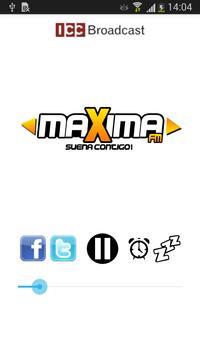 MAXIMA FM poster