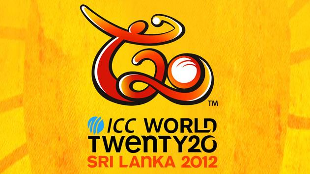 ICC T20 World Cup 2012 पोस्टर