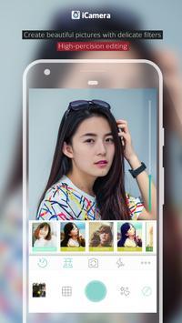 ICamera Phone 8 - Camera OS 11 poster