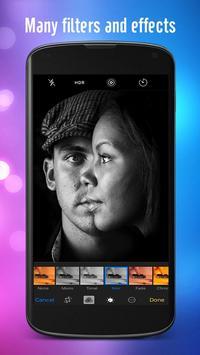 iCamera - Camera Style OS10 apk screenshot
