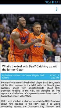 Independent Florida Alligator apk screenshot