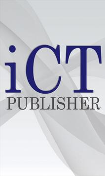 iCT Publisher poster