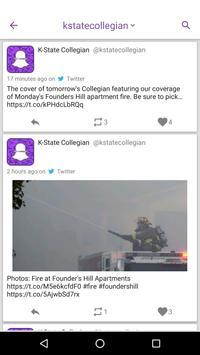 K-State Collegian apk screenshot