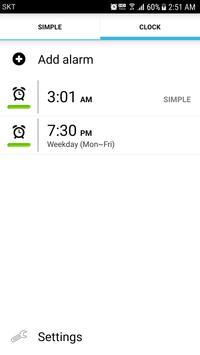 Nap Alarm(earphone alarm) screenshot 1