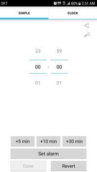Nap Alarm(earphone alarm) screenshot 2