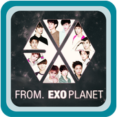 EXO Video Player icon
