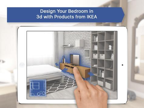 3D Bedroom for IKEA: Room Interior Design Planner APK Download ...