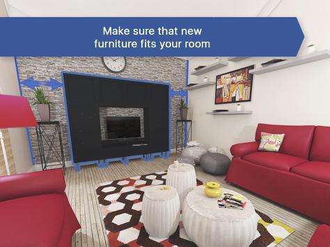 3D Living Room for IKEA - Interior Design Planner 截圖 9