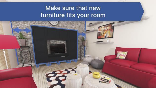 3D Living Room for IKEA - Interior Design Planner 截圖 1