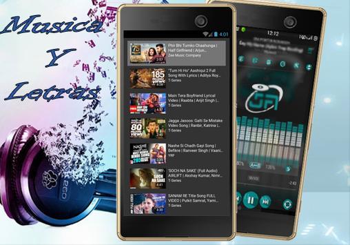 Arijit Singh - Phir Bhi Tumko Chaahunga Song Lyric apk screenshot
