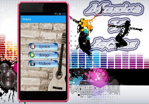 Shakira - Chantaje (ft. Maluma) musica y Letra apk screenshot