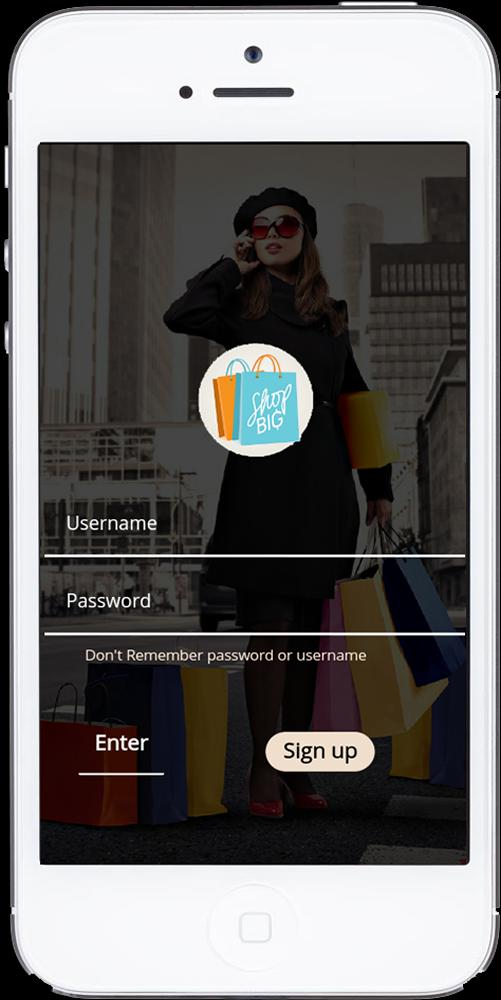 eCommerce App ionic theme for Android - APK Download