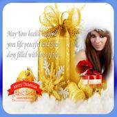Christmas Collage Photo Frame 2018 icon