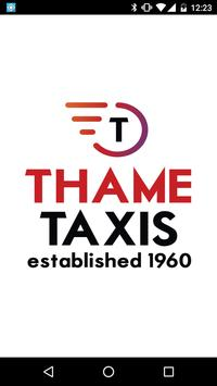 Thame Taxis poster