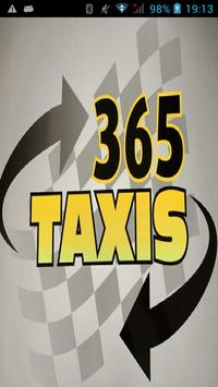 365 Taxis poster