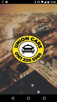 Union Cars poster
