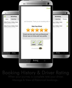 Northern Virginia Checker Cab screenshot 4