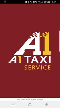 A1 Taxi Service poster