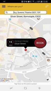 A1 Taxi Service screenshot 1