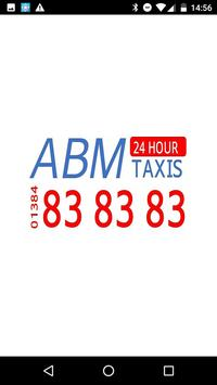 ABM Taxis poster