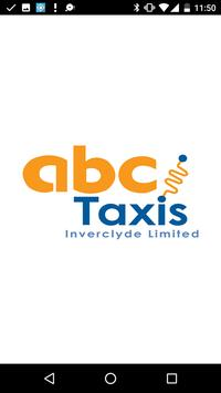 ABC Taxis Greenock poster