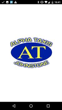 Alpha Taxis Johnstone poster