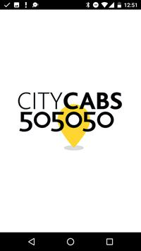 City Cabs Dundee poster