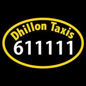 Dhillon Taxis App icon