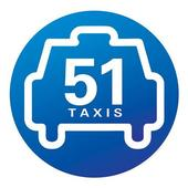 515151 Taxis icon