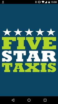 Five Star Taxis poster