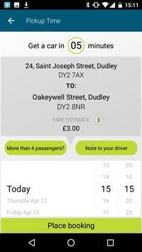 Five Star Taxis screenshot 2