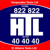 Harpenden & St Albans Taxis icon
