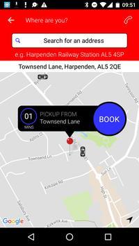 Harpenden & St Albans Taxis screenshot 2